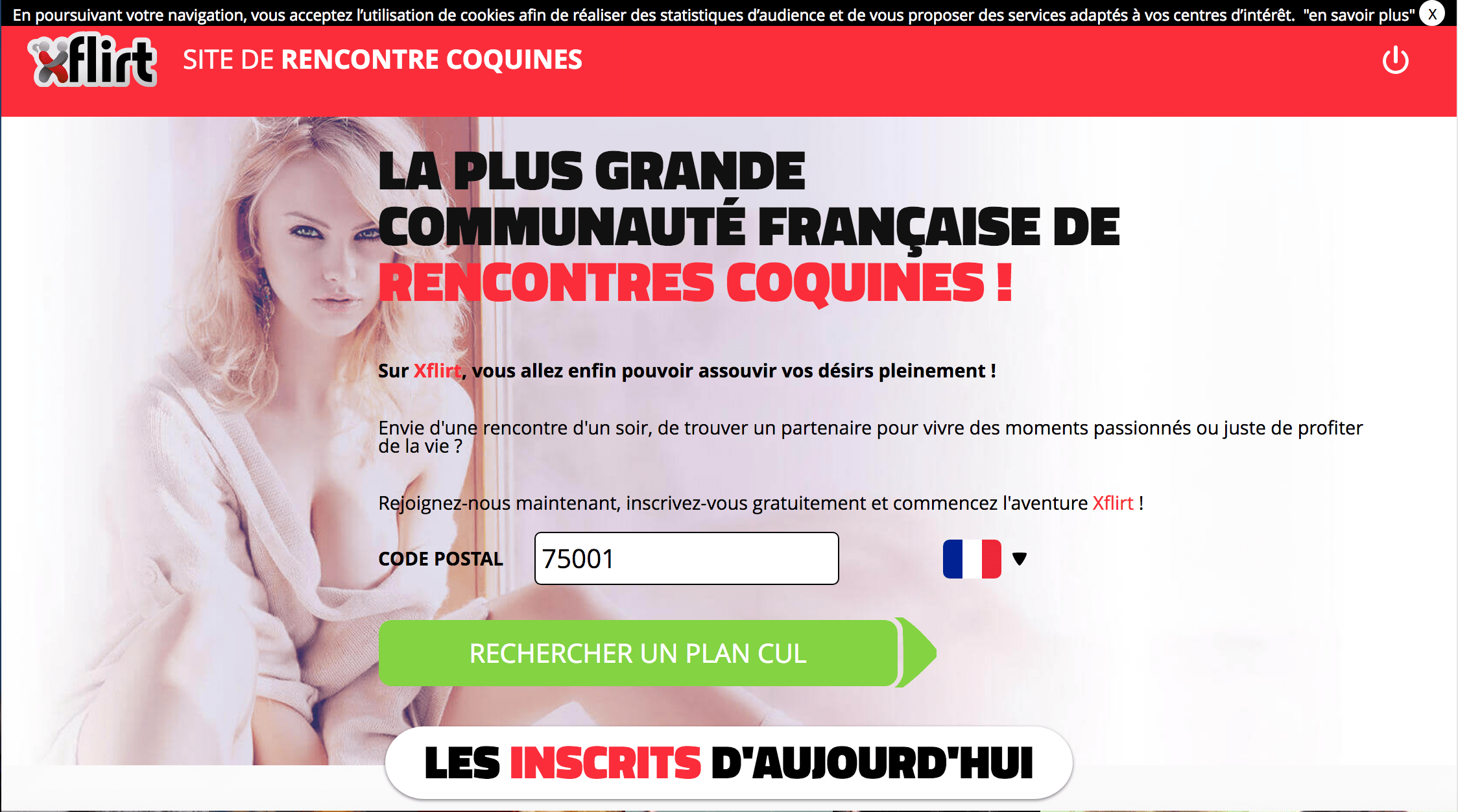 La plus grand choix d'annonces plan cul en France